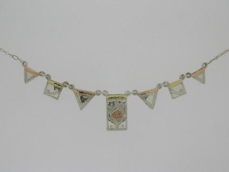 7 Piece Necklace