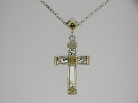 Large Two Piece Cross