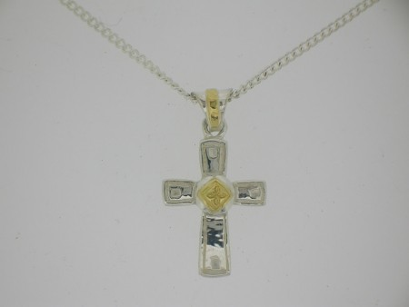 Small Two Piece Cross
